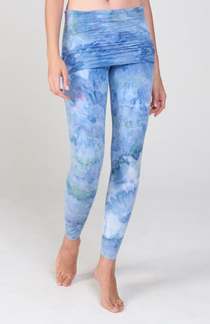Nomad Legging in Ocean Dream