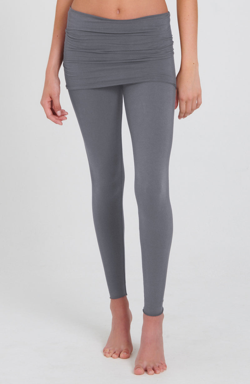 Nomad Legging in Sterling