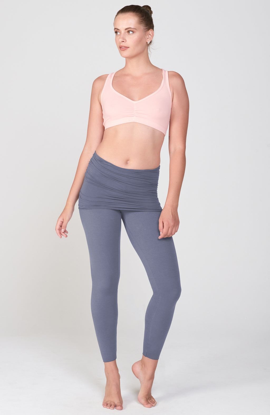Nomad Legging in Denim Muse