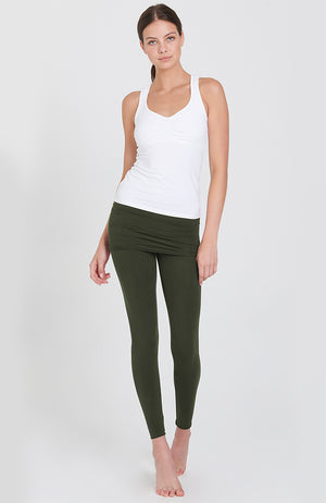 Nomad Legging in Juniper