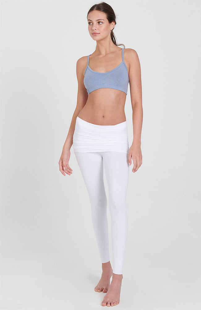 Nomad Legging in White