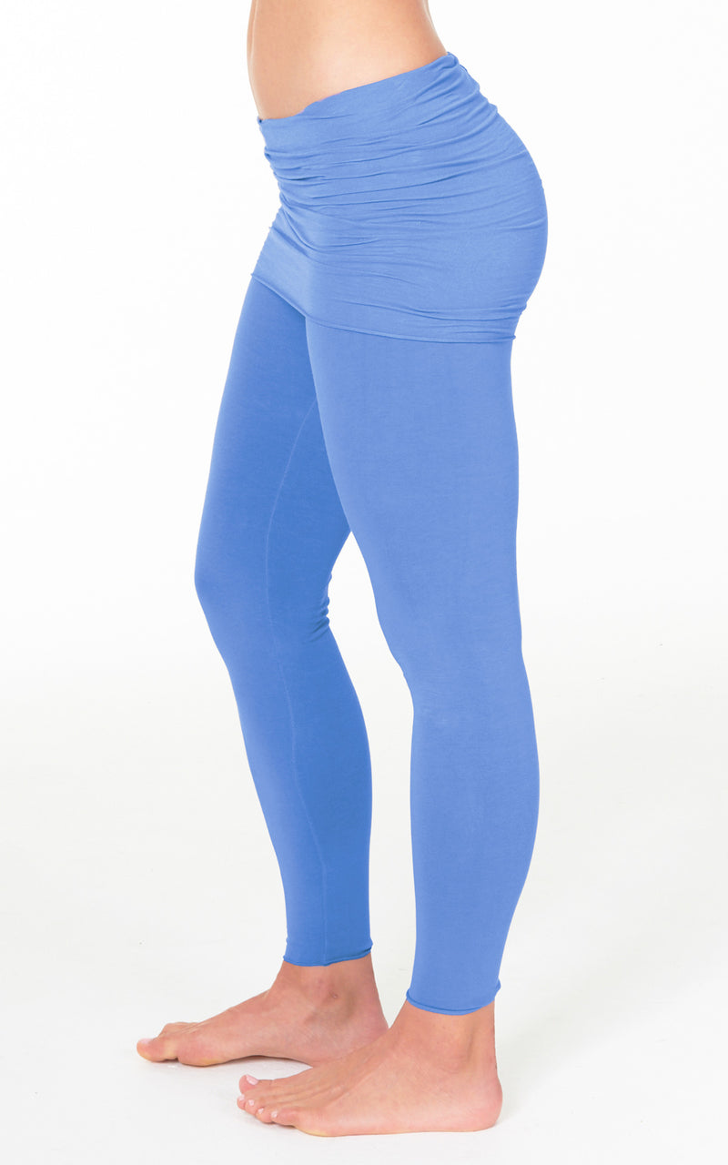 Nomad Legging in Stella Blue