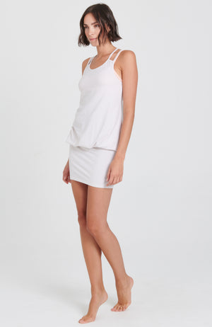 The Devotion Dress in Cream
