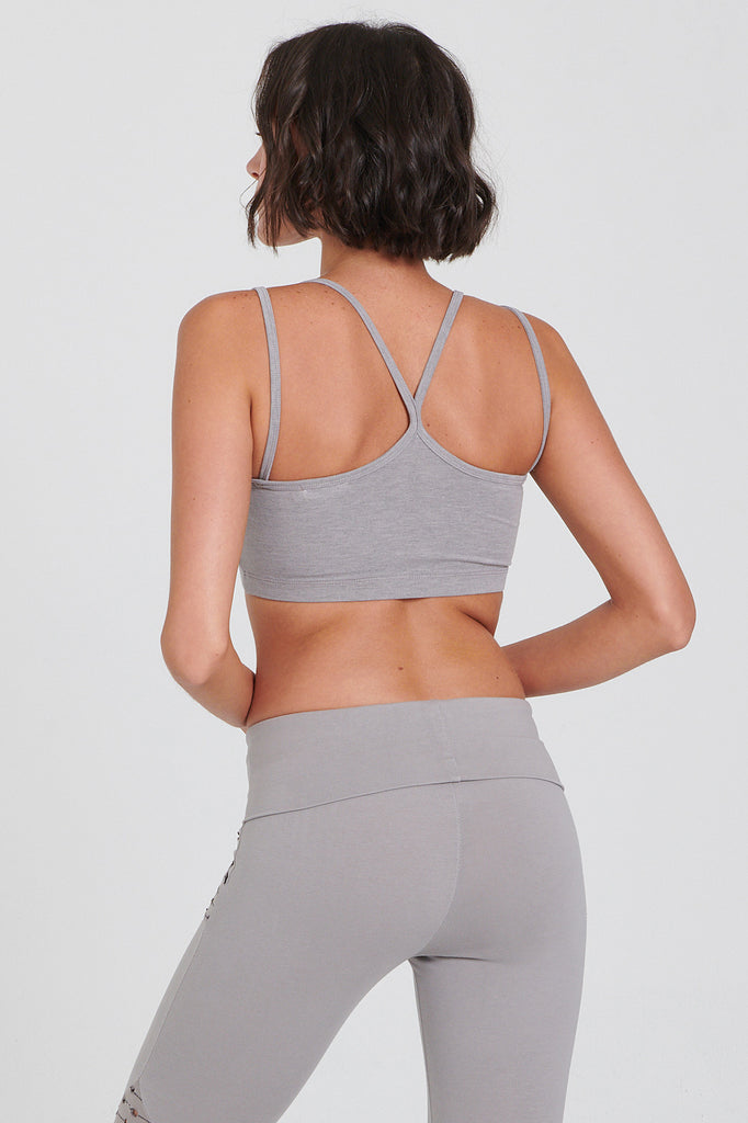 Yogini Bra in Neutral