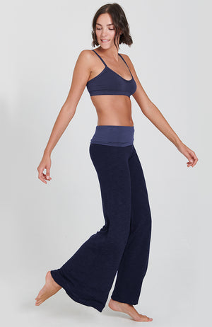 Surf Nomad Pant in Navy