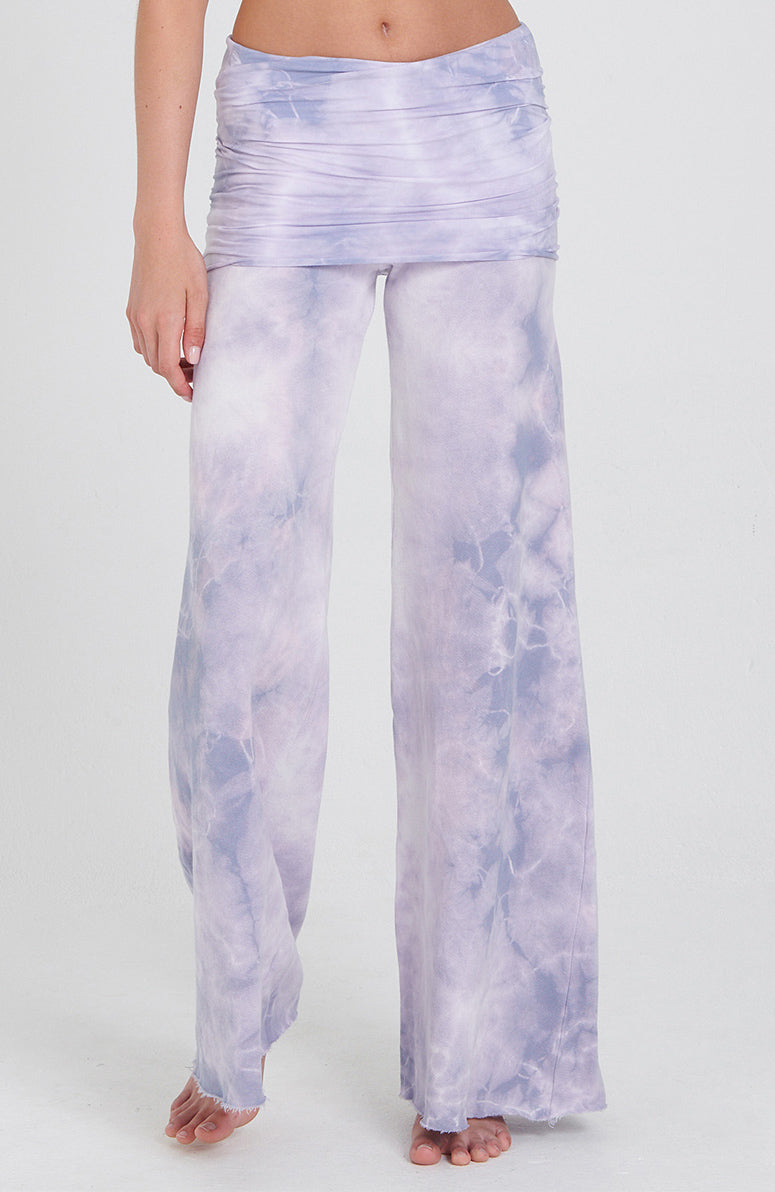 The Nomad Pant in Amethyst Crystal