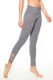 Concept Legging in Silver Gray