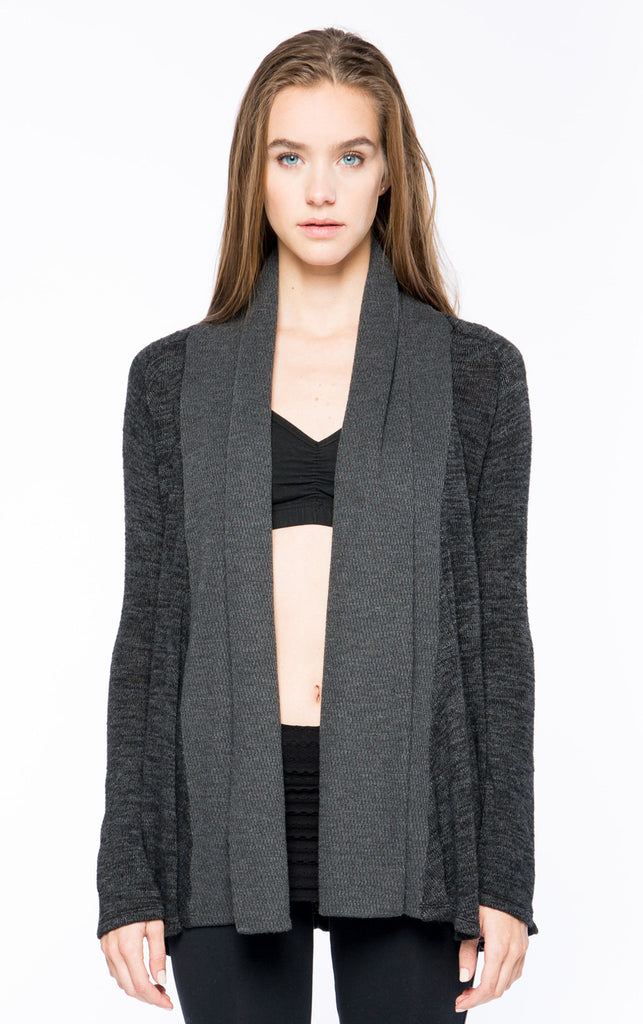 The Nomad Sweater Cardigan