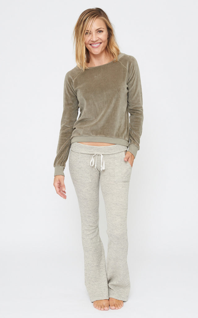 Ideal Pant in Neutral