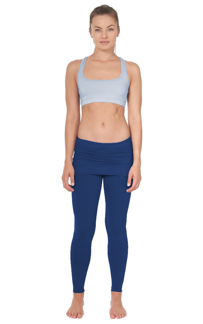 Nomad Legging in Core Blue