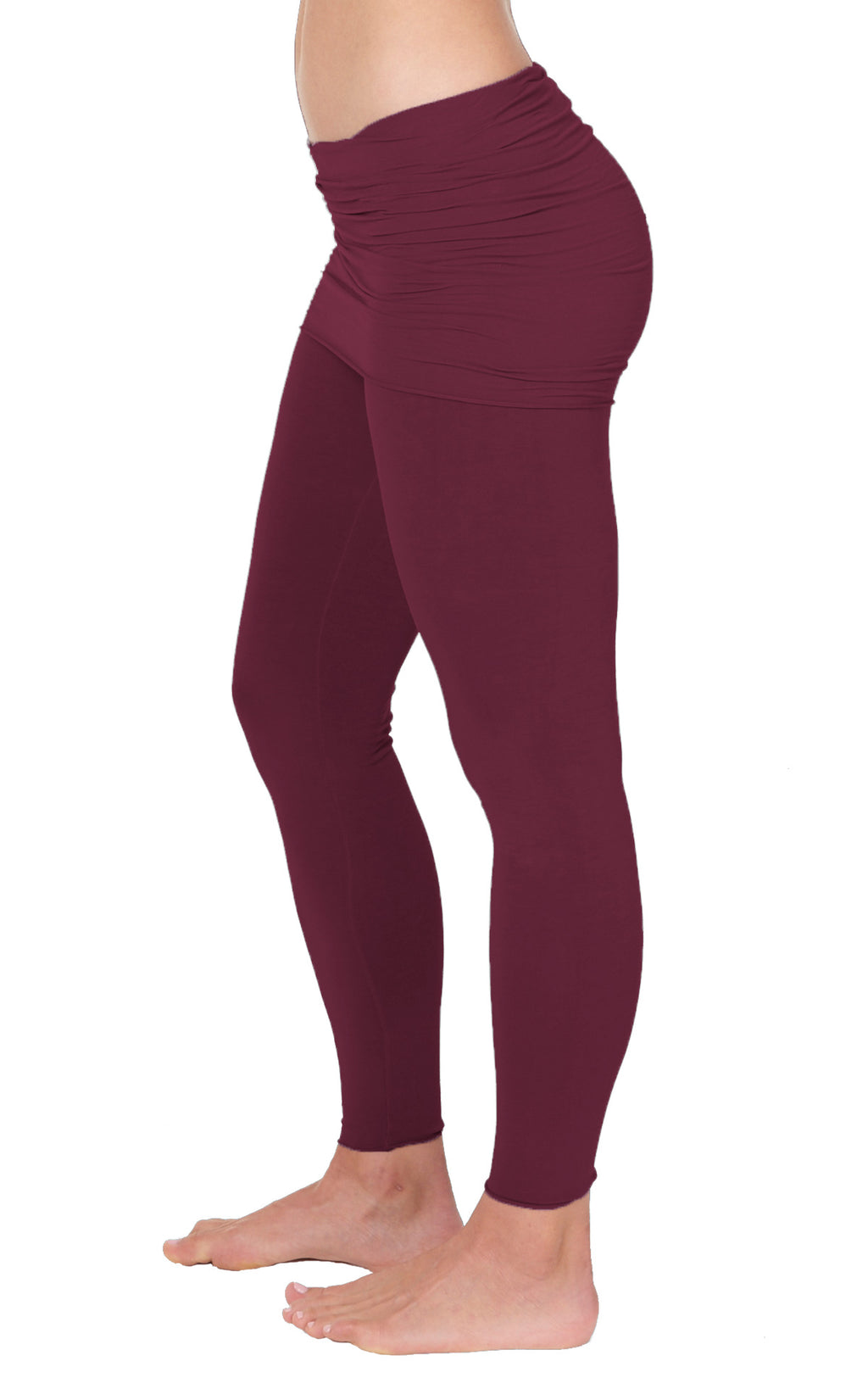 Nomad Legging in Fig