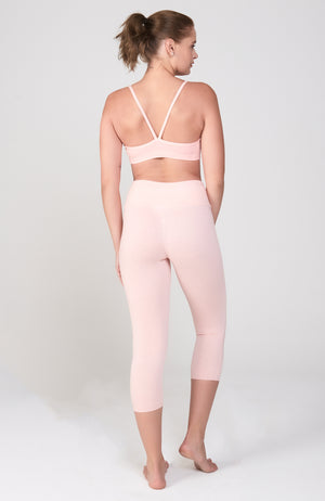 Pose Capri in Peachy Pink