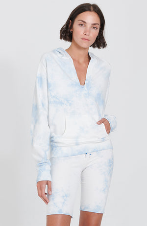 Surf Sweatshirt in Sky