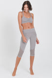 Pilates Capri in Neutral