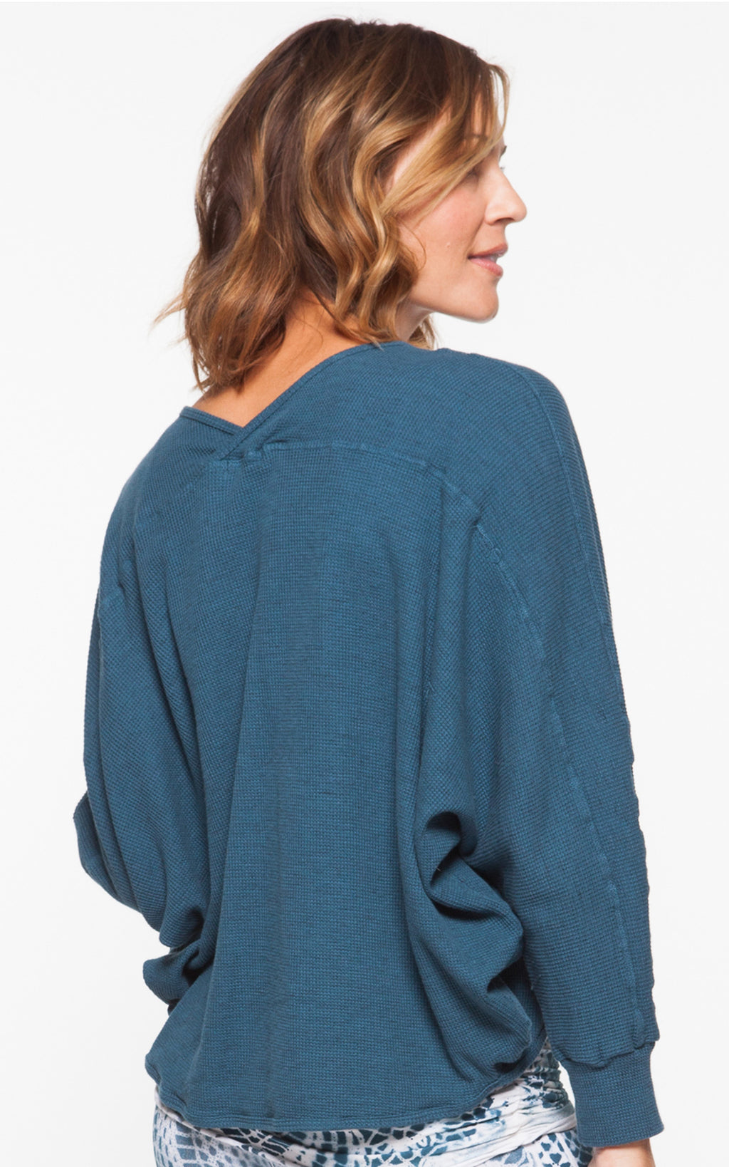 Studio Shrug in Blue Moon