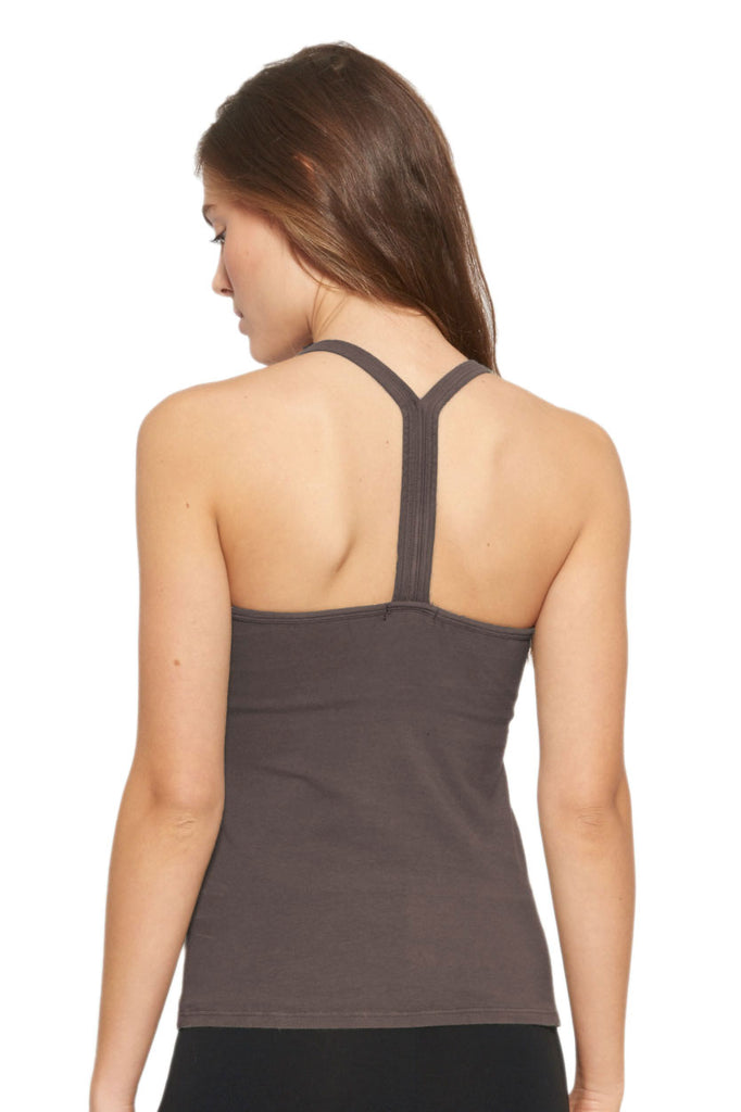 Vinyasa Cami in Truffle NEW!!!