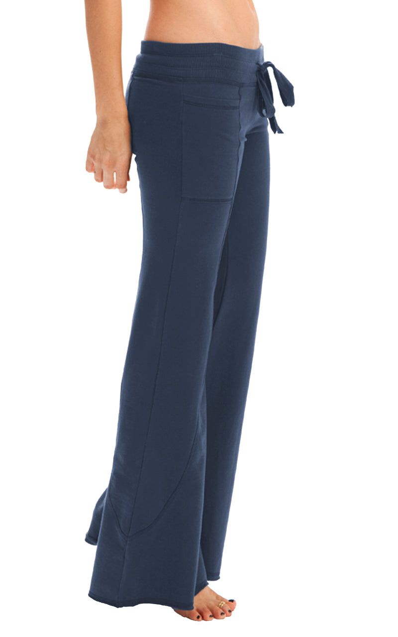 Wave Pant in Navy Back in Stock!