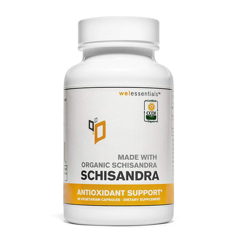 Made with Organic Schisandra Berry