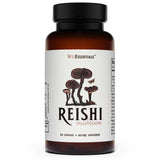 Made with Organic Reishi Mushroom