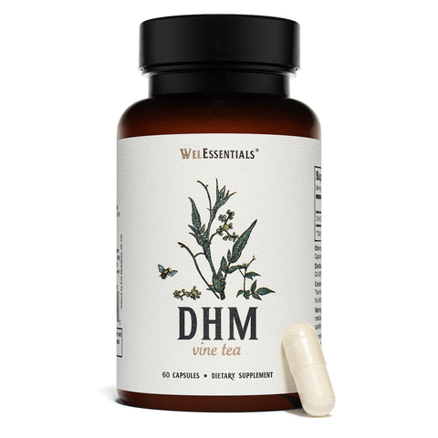 DHM 500mg - 60 Capsule Bottle