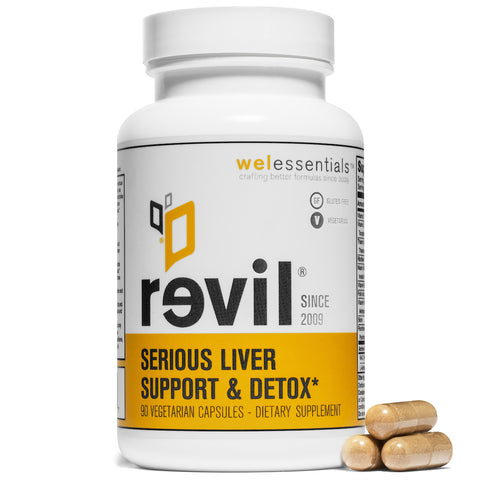 Revil For Serious Liver Support & Liver Detox