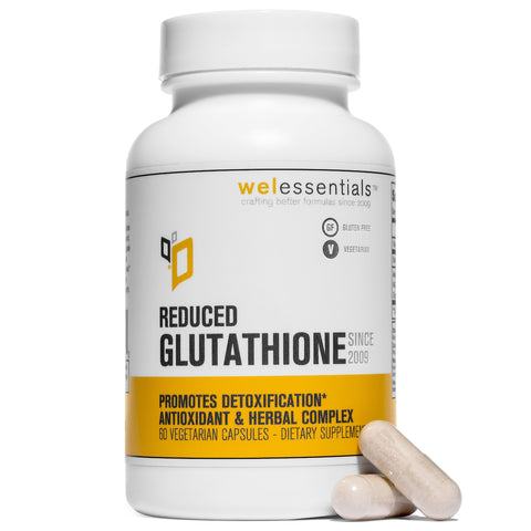 Glutathione Antioxidant & Herbal Complex by Wel Essentials™