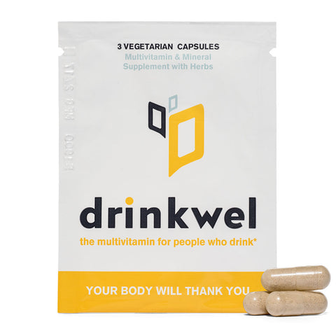 Drinkwel To-Go Packets (8-Servings)