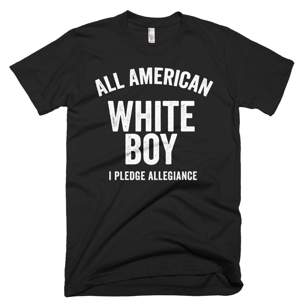 All American White Boy