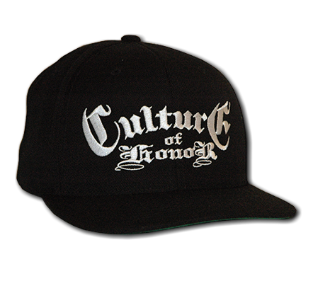 Culture of Honor Snapback Hat