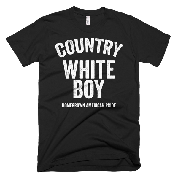 Country White Boy