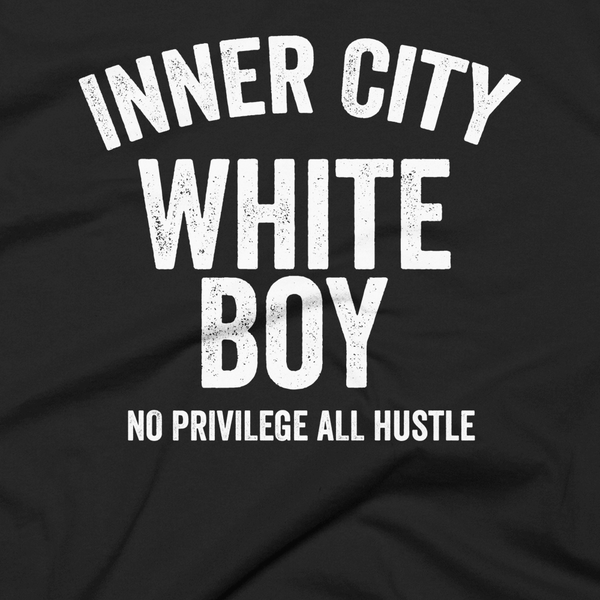 Inner City White Boy