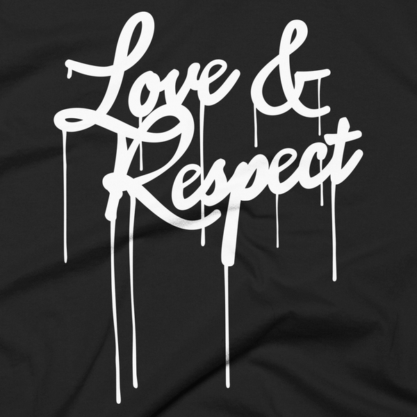 Love & Respect Wet Paint