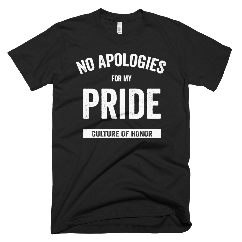 No Apologies For My Pride