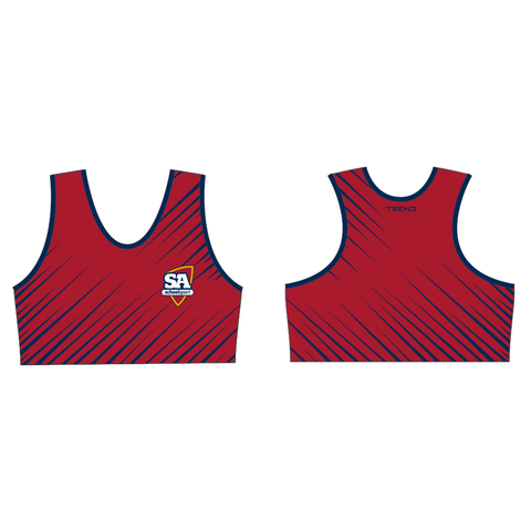 Cross Country Track and Field Crop Top