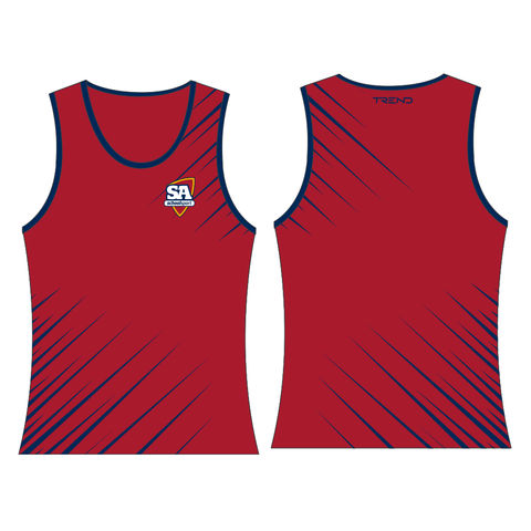 Cross Country Track and Field Singlet Boys