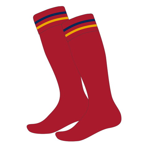 Secondary On-Field Socks