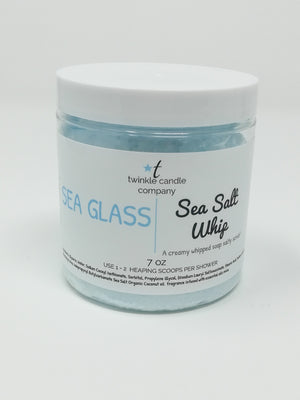 Sea Glass Sea Salt Whip