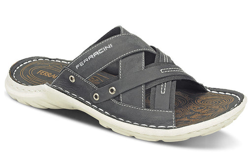 Ferracini Men's 2104 Leather Sandal