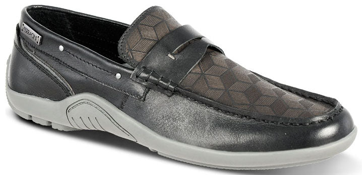 Ferracini Men's Stanley 2927 Leather Loafers