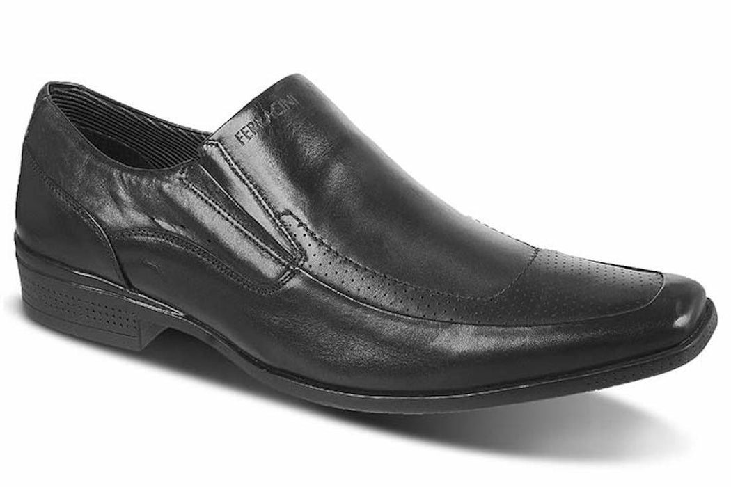 Ferracini Men's Frankfurt 4346 Leather Shoe