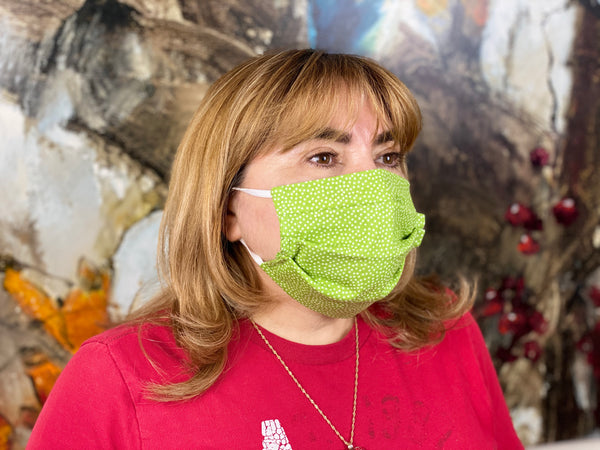 Women's Face Mask - Washable Reusable