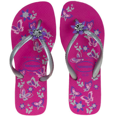 Women's Havaianas  Flip Flop  Flash Flower