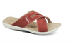 Ferracini  Men's 1624B Salinas Leather Sandal