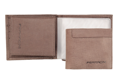 Ferracini Men's  Leather Wallet CF287