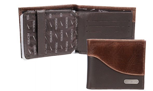 Ferracini Men's Wallet CFB014