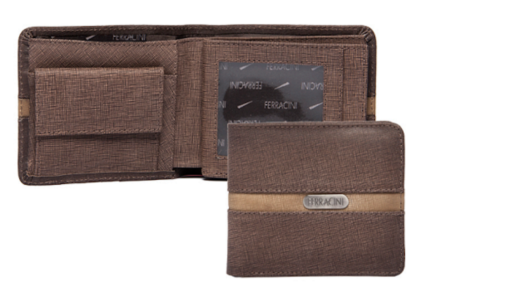 Ferracini  Men's Leather wallet CF 339B