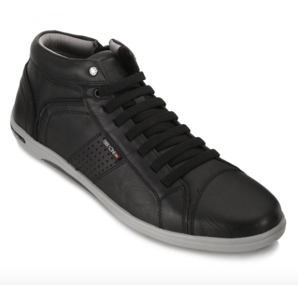 Ferracini Men's Lanus 8470 Leather Sneaker