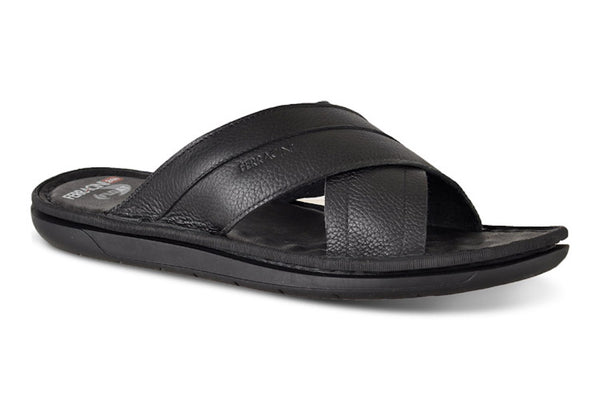 Ferracini Men's Bora Leather Sandal 2460 A
