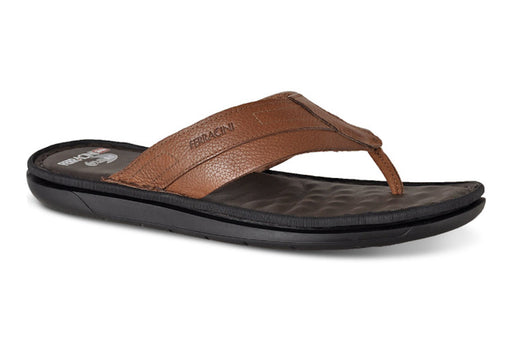 Ferracini Men's Bora Leather Sandals 2461 C