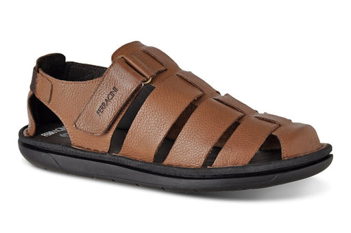 Ferracini Men's Bora Leather Sandals 2463 C